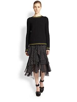 Jason Wu - Cashmere Stripe Sweater