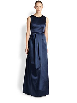 Jason Wu - Fitted Satin Gown