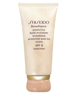 Shiseido - Benefiance Protective Hand Revitalizer SPF 8/2.6 oz.