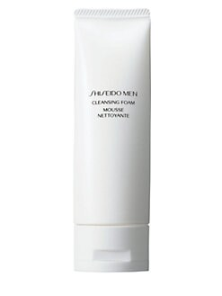 Shiseido - Cleansing Foam/4.6 oz.