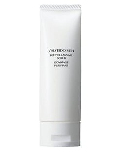 Shiseido - Deep Cleansing Scrub/4.5 oz.