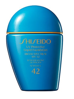 Shiseido - Sun Protection Liquid Foundation SPF42 PA+++/1 oz.