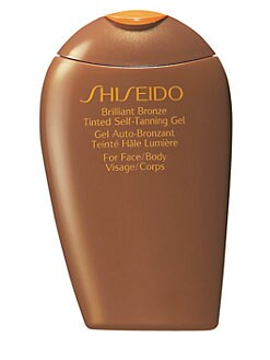 Shiseido - Brilliant Bronze Tinted Self-Tanning Gel Medium/5.4 oz.