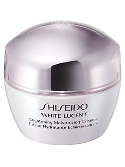 Shiseido - White Lucent Brightening Moisturizing Cream/1.7 oz.