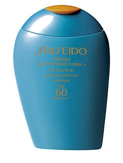Shiseido - Ultimate Sun Protection Lotion SPF 60 PA+++/3.3 oz.