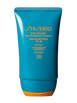 Shiseido - Extra Smooth Sun Protection Cream SPF 38/2 oz.