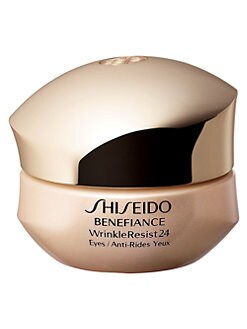 Shiseido - Benefiance WrinkleResist24 Intensive Eye Contour Cream/0.51 oz.