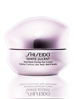 Shiseido - White Lucent Anti-Dark Circles Eye Cream/0.5 oz.