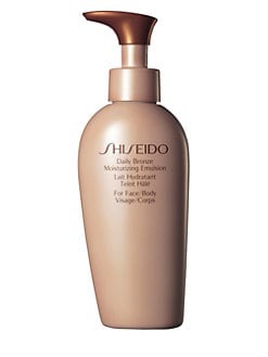 Shiseido - Daily Bronze Moisturizing Emulsion/5 oz.