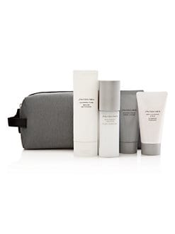 Shiseido - Skincare Basics for Men