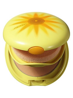 Shiseido - Limited Edition Sun Protection Compact Foundation Case