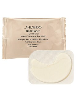 Shiseido - Benefiance Pure Retinol Instant Treatment Eye Mask