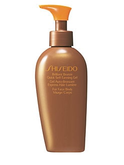 Shiseido - Brilliant Bronze Quick Self-Tanning Gel/5.2 oz.