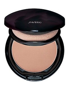 Shiseido - Case (for Compact Foundation & Powdery Foundation) With Sponge