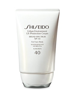 Shiseido - Urban Environment UV Protection Cream SPF 40/1.7 oz.