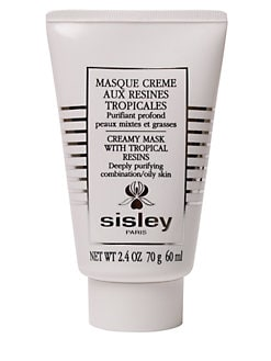 Sisley-Paris - Creamy Mask With Tropical Resins/2.4 oz.