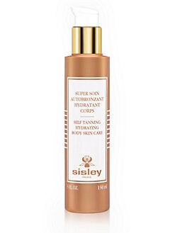 Sisley-Paris - Self-Tanning Hydrating Body Skin Care/5 oz.