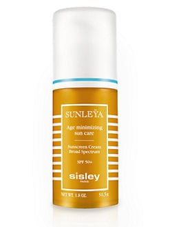 Sisley-Paris - Sunleya Age Minimizing Sun Care SPF 50+