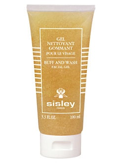 Sisley-Paris - Buff & Wash Facial Gel