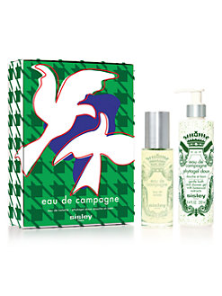 Sisley-Paris - Dove Eau de Campagne Kit