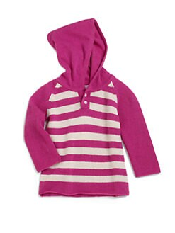 Portolano - Infant's Striped Cashmere Sweater