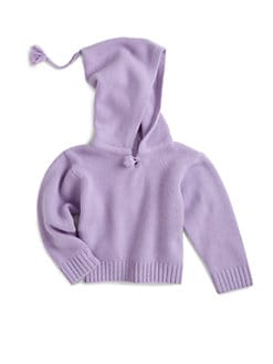 Portolano - Infant's Cashmere Hooded Sweater