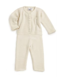 Portolano - Infant's Two-Piece Cashmere Set