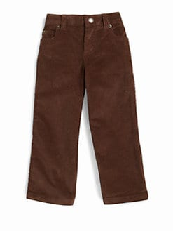Vineyard Vines - Toddler's & Little Girl's Corduroy Pants/Cocoa