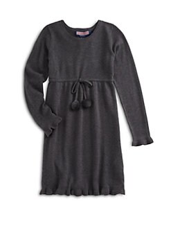 Vineyard Vines - Girl's Cotton Knit Dress