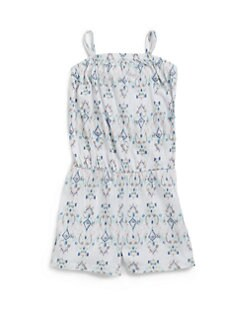 LAmade Kids - Toddler's & Little Girl's Short Romper