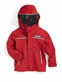 Vineyard Vines - Infant's Nor' Easter Jacket/Red