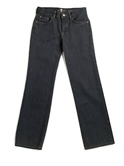 7 For All Mankind - Boy's Austyn Straight-Leg Jeans