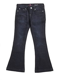7 For All Mankind - Girl's Kaylie Jeans