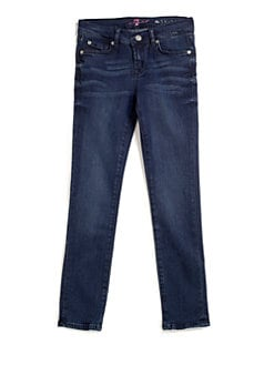 7 For All Mankind - Girl's The Skinny Jeans