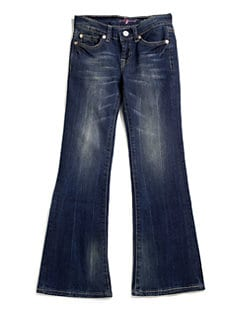 7 For All Mankind - Girl's Original Fit Bootcut Jeans