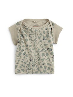 Stella McCartney Kids - Infant's Pippin Leaf Print Tee