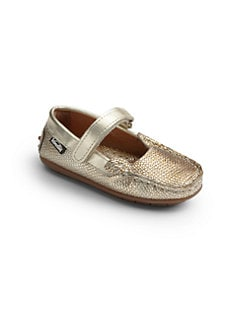 Venettini - Kid's Mary Jane Moccasins