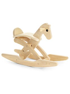 PlanToys - Tori Wooden Foldable Rocking Horse