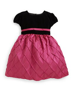 Noa Lily - Toddler's & Little Girl's Diamond-Textured Dress