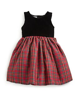 Noa Lily - Toddler's & Little Girl's Plaid Dress