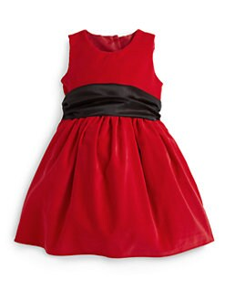 Noa Lily - Toddler's & Little Girl's Velvet Dress