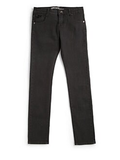 DKNY - Girl's Sequin Rocker Jeans