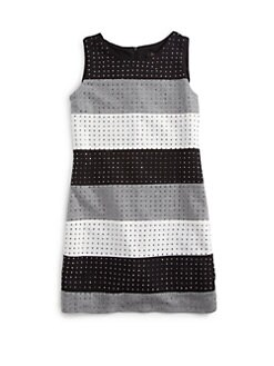 Laundry by Shelli Segal - Girl's Jackie Embellished Dress