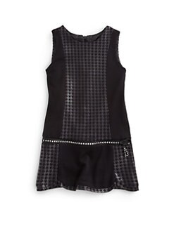 Laundry by Shelli Segal - Toddler's & Little Girl's Kathy Houndstooth Dress