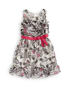 DKNY - Toddler's & Little Girl's Sweetheart Dress