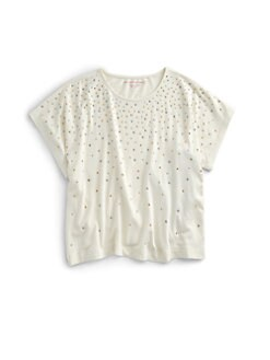 Design History - Girl's Studded Top