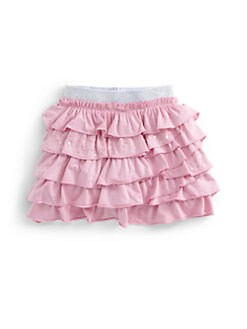 Design History - Toddler's & Little Girl's Tiered Skirt