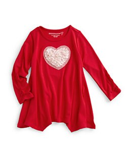 Design History - Infant's Heart Top