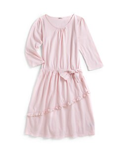 LAmade Kids - Girl's Bobbie Bow Dress
