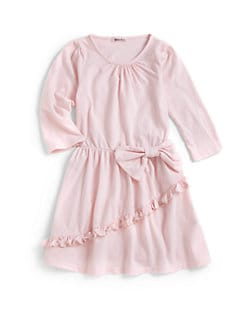 LAmade Kids - Toddler's & Little Girl's Bobbie Bow Dress